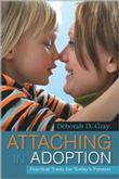 Attaching in Adoption book cover