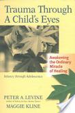Trauma Through a Childs Eyes book cover