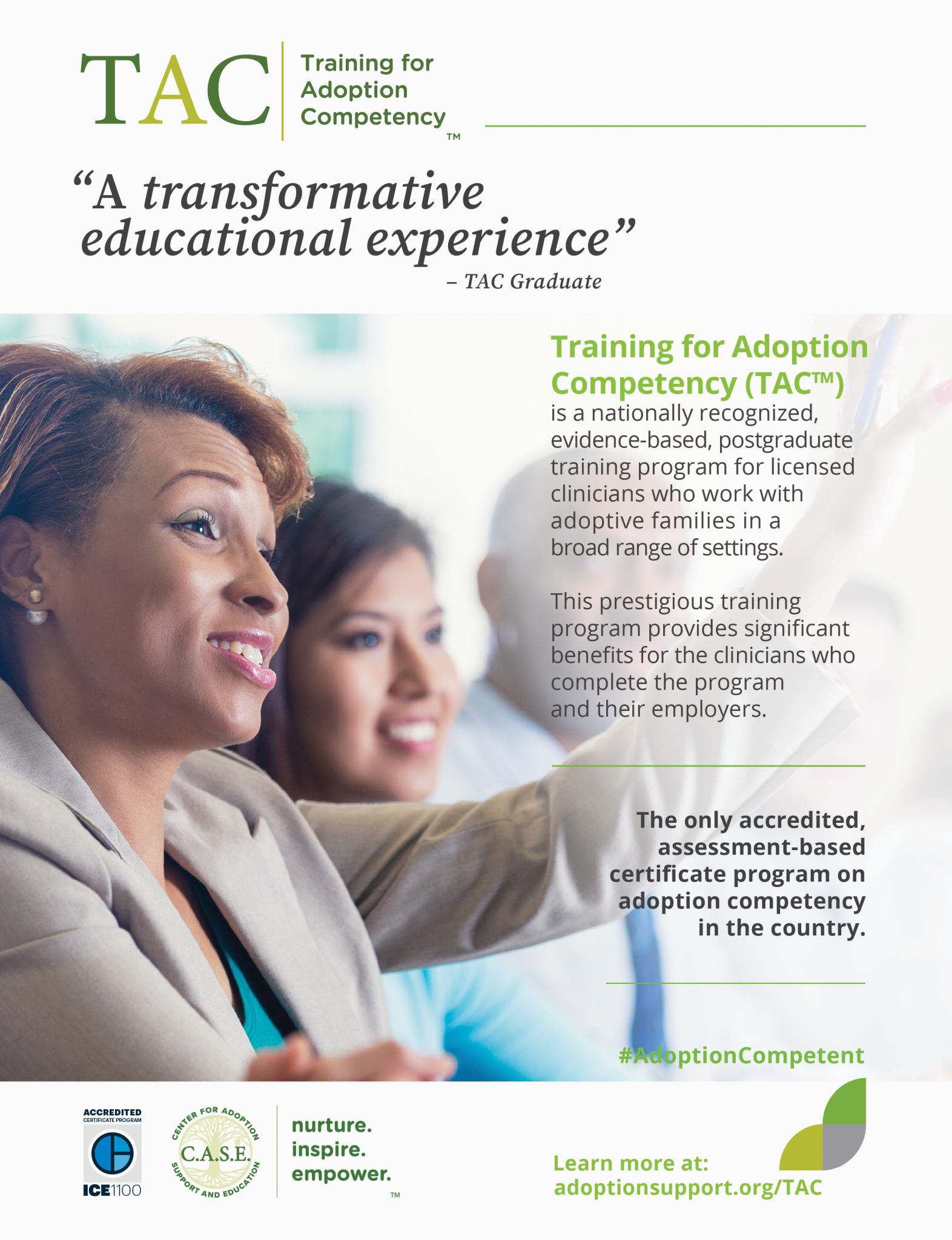 Training for Adoption Competency