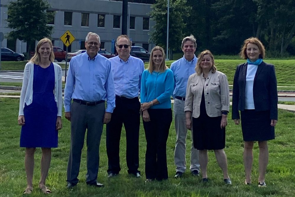 Steering committee for the Claude D. Pepper Older Americans Independence Center