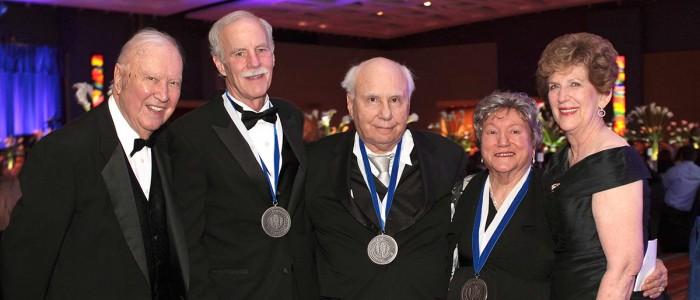 The 2014 White Coat Gala Honorees