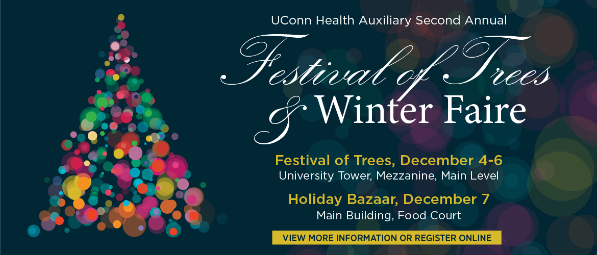 Festival of Trees and Winter Faire