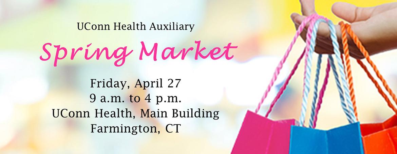 Spring Market banner