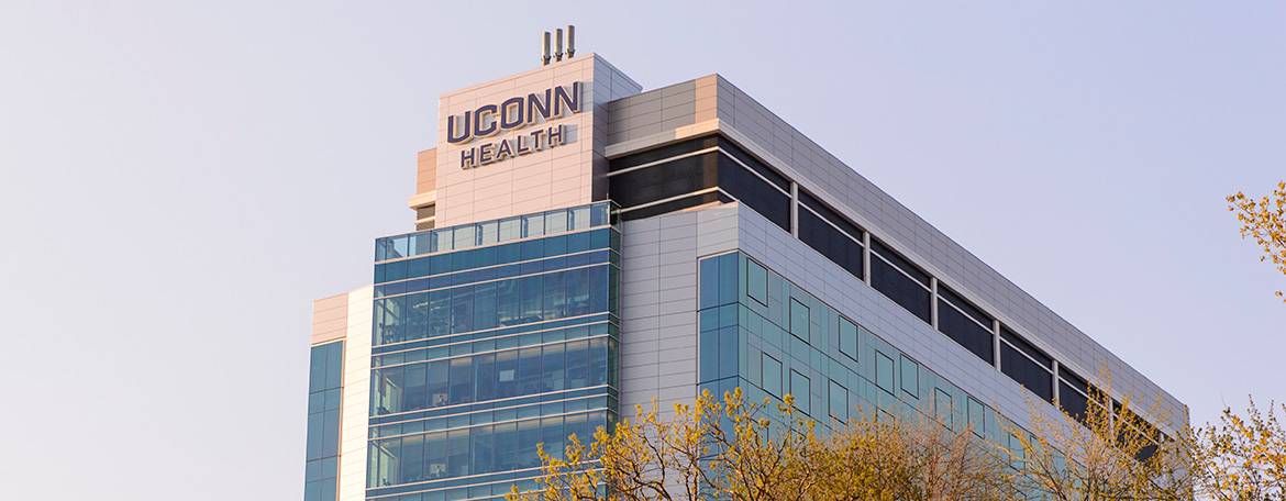 UConn John Dempsey Hospital Patient Tower