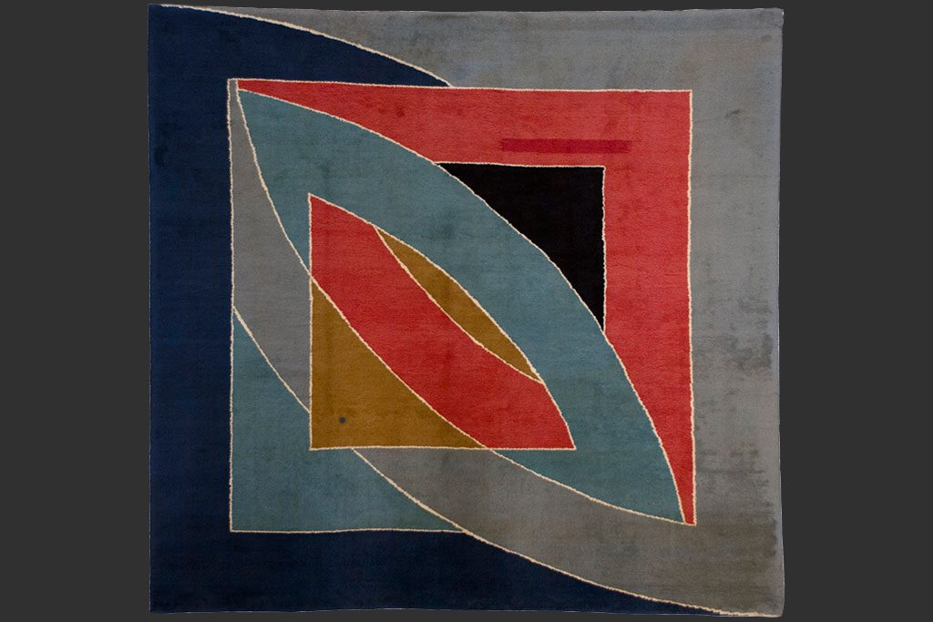 """River of Ponds"" by Frank Stella"