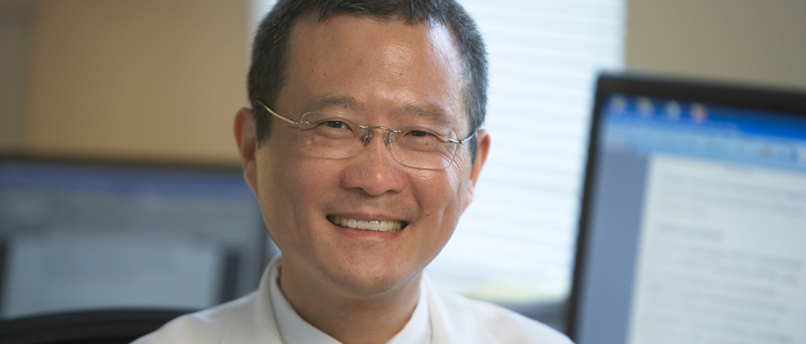 Dr. Bruce Liang