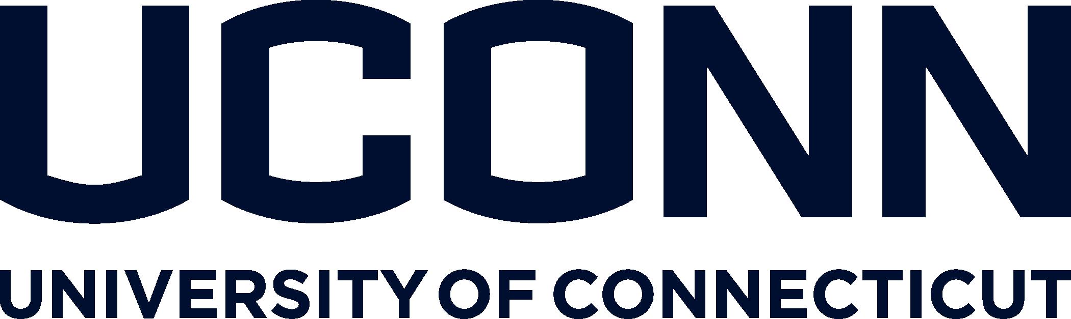 UConn wordmark