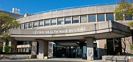 UConn Health Main Building