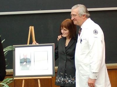 Susan Berlin and Peter Deckers