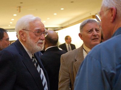 John Patterson (first chairman of the Physiology and Cell Biology department) and Joe Grasso