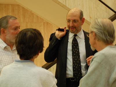 Frank Solomon, 2006 Richard D. Berlin Lecturer in Cell Biology