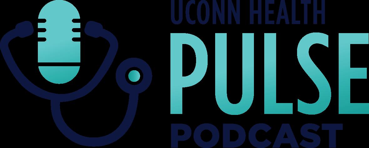UConn Health Pulse Podcast logo