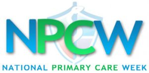 National primary Care Week Logo