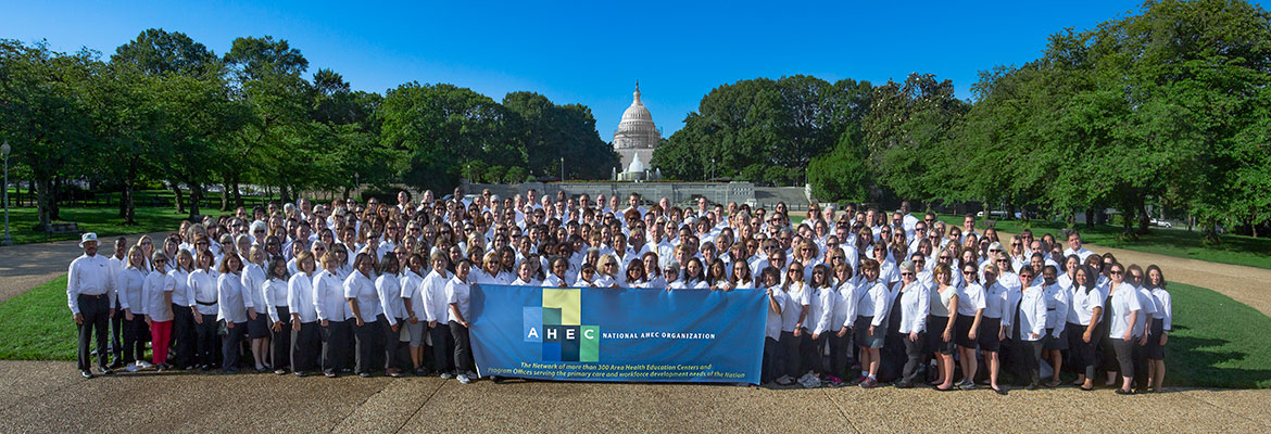 AHEC large group