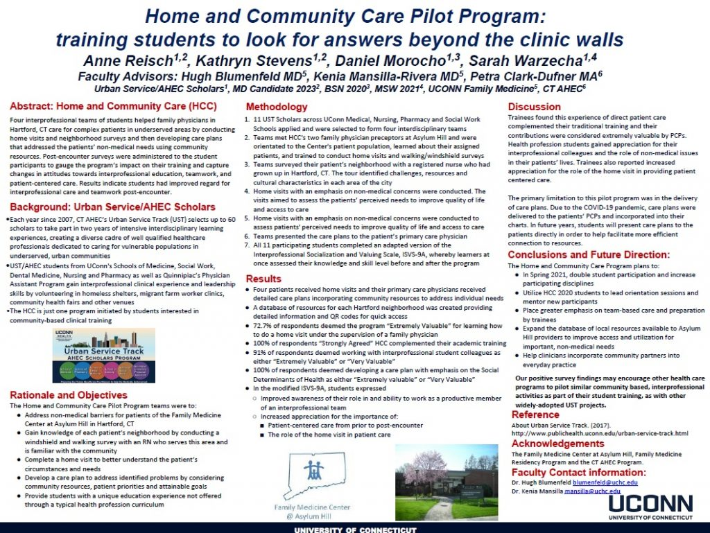 Home and Community Care