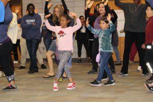 Health Cafe JUMP dance class 15