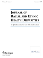 Journal of Racial and Ethnic Health Disparities