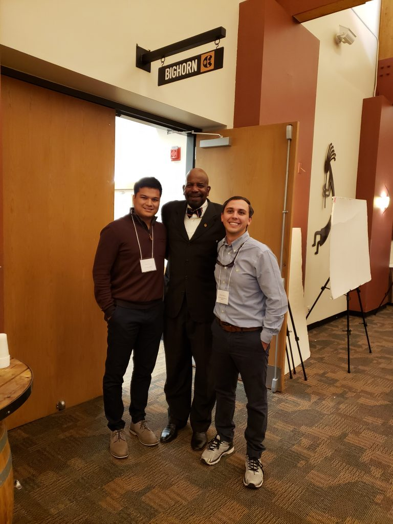 Dr. Laurencin at MdPhD National Student Conference