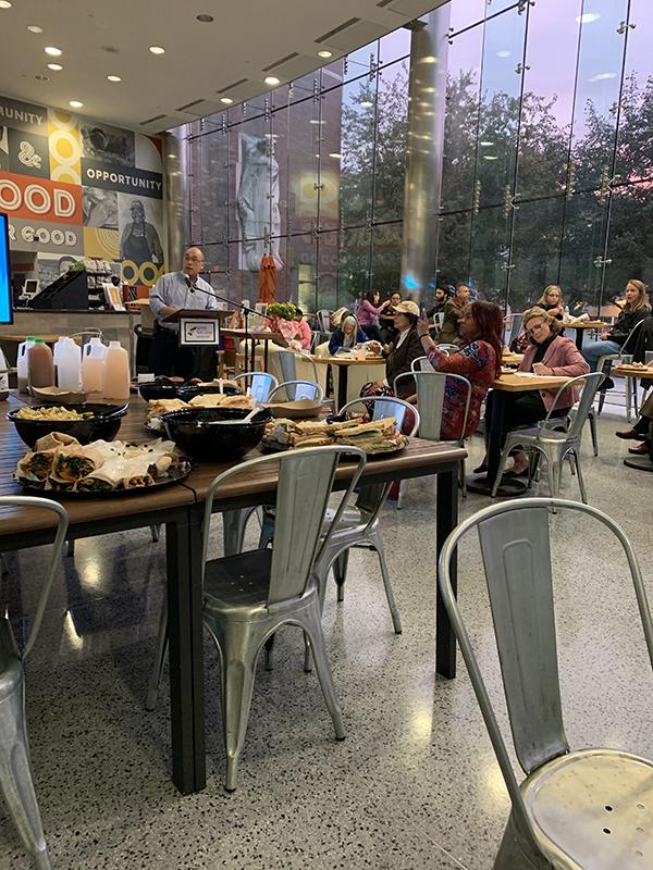 10-10 Health Cafe
