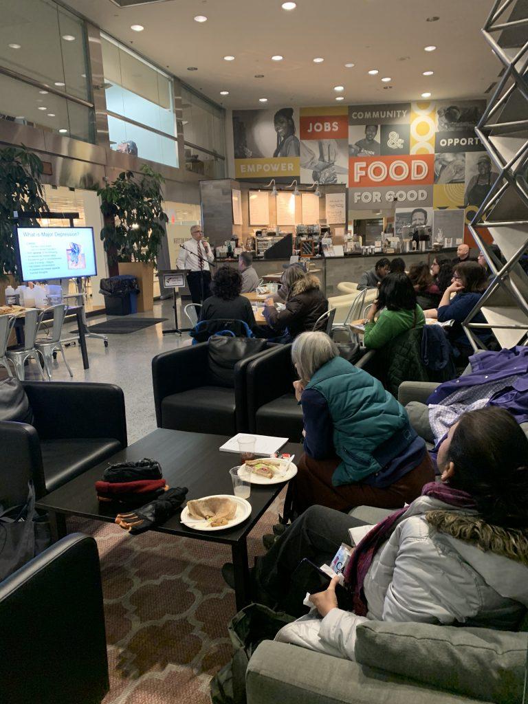 Health Cafe- Glenn Konopaske