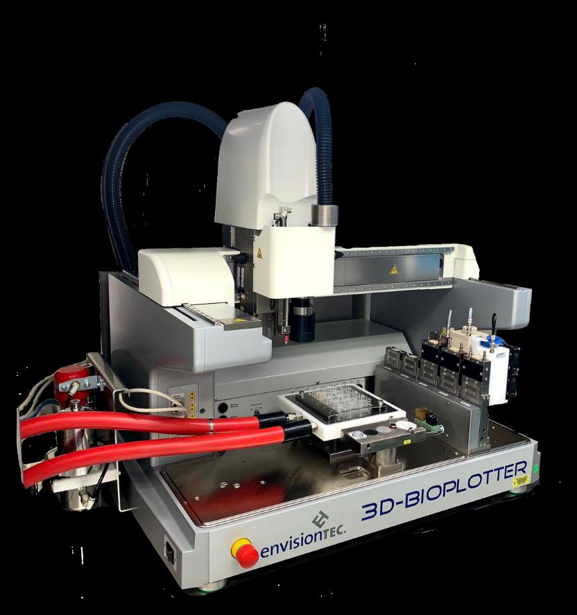 3D-BIOPLOTTER