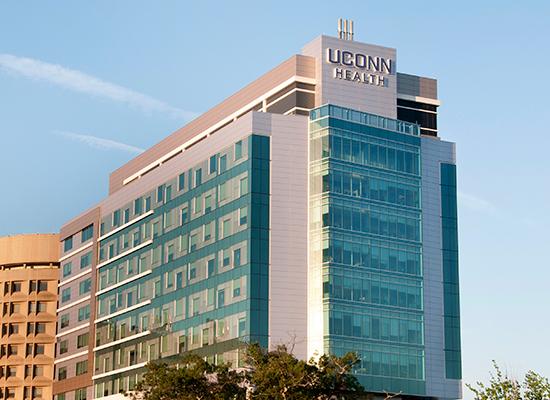 University Tower at UConn Health
