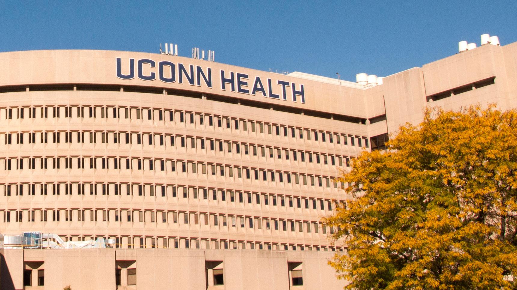 UConn Health building