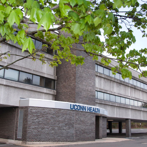 UConn Health West Hartford medical office