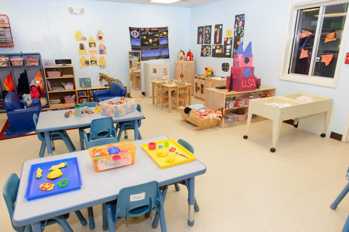 Creative Child Center Classroom