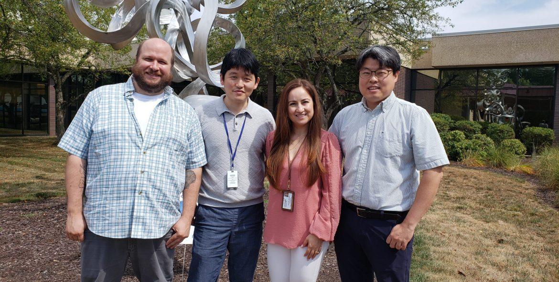 Photo of Lab Staff