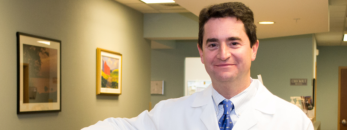 Bruce E. Strober, M.D., Ph.D., Associate Professor and Vice Chair of the Department of Dermatology, UConn Health