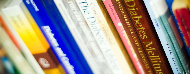 Books on diabetes