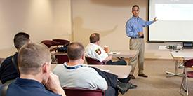 UConn Health EMS training course