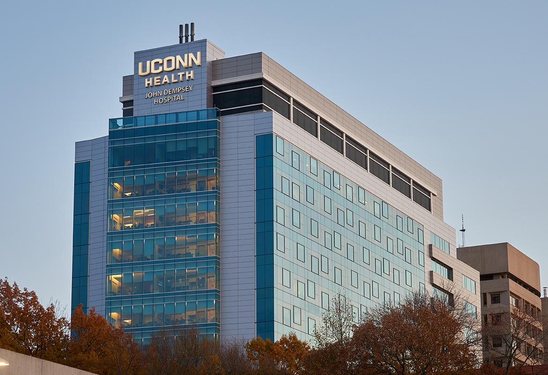 UConn John Dempsey Hospital