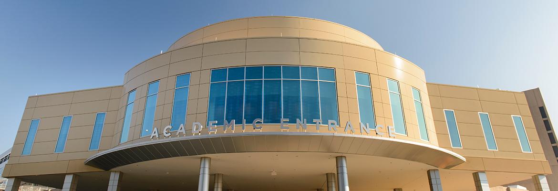 UConn Health Academic Entrance
