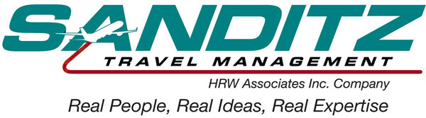 Sanditz Travel Management logo