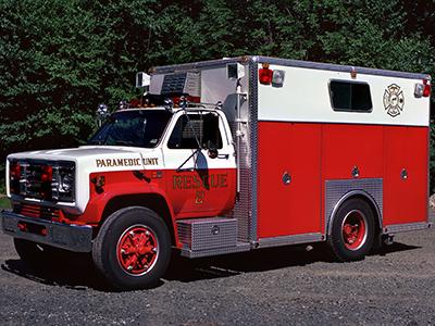 Rescue 2 – 1986 GMC 7900 / Eastern Rescue
