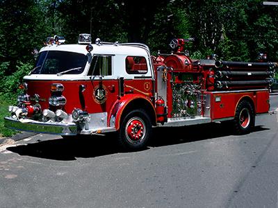 Engine 1 – 1971 American LaFrance 900 Series 1500/750