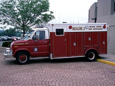 Rescue 2 – 1979 Ford Ranger Truck