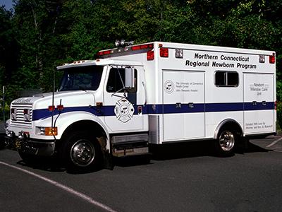 Ambulance 1 – 1990 International/Road Rescue