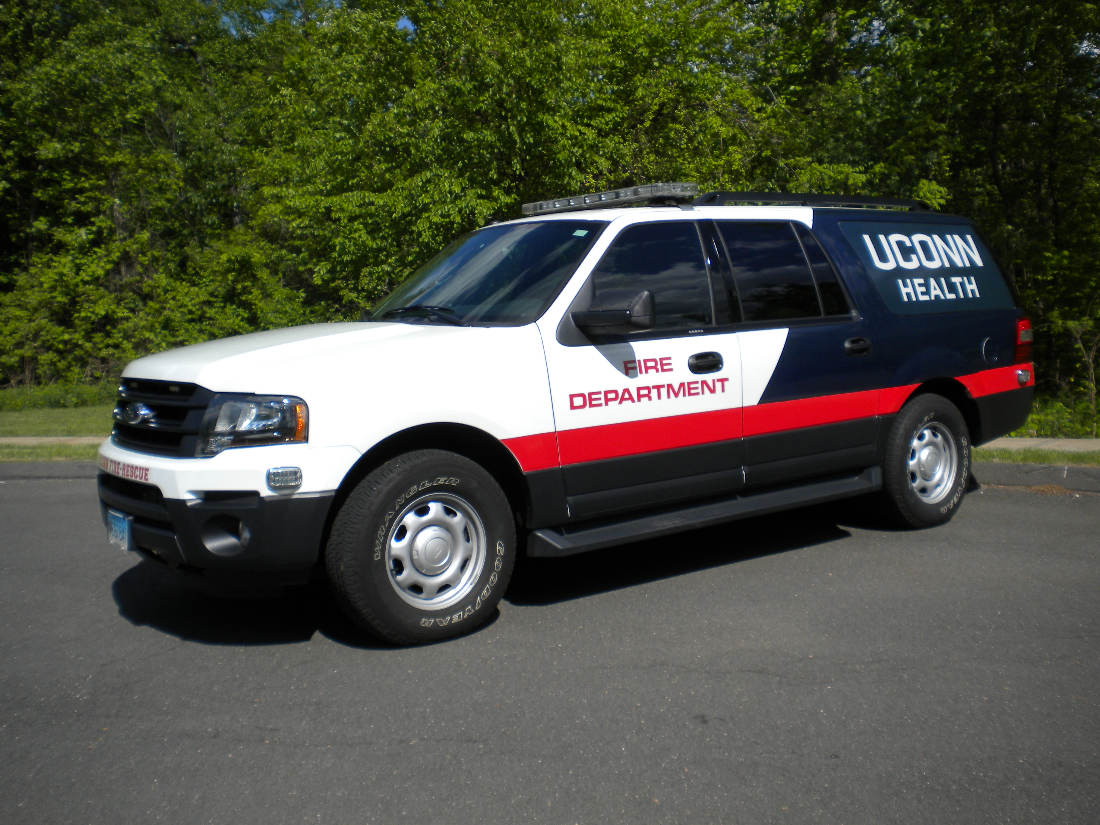 Medic 2 – 2015 Ford Expedition SSU