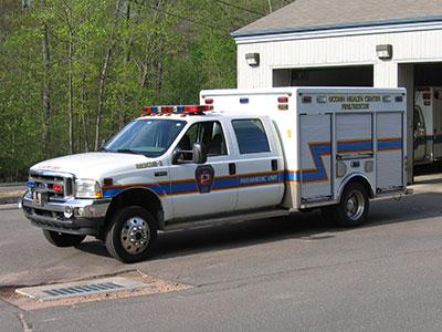 Rescue 2 – 2003 Ford F550 / EVI