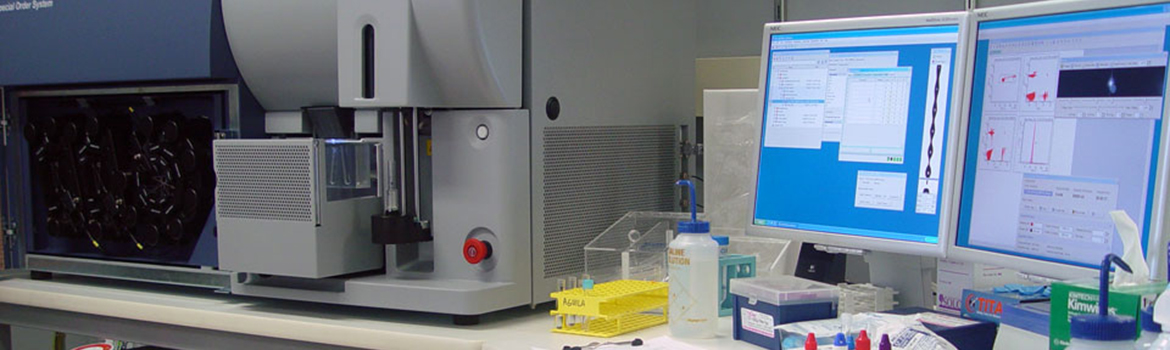 Flow Cytometry workstation