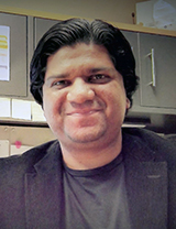 Zeeshan Ahmed, Ph.D.