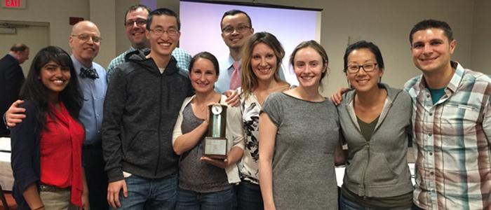 2016 CSSA Jeopardy Champions
