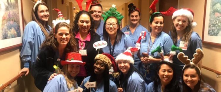 The holidays at Hartford Hospital