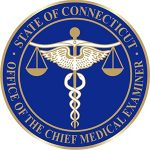 The State of Connecticut OCME logo