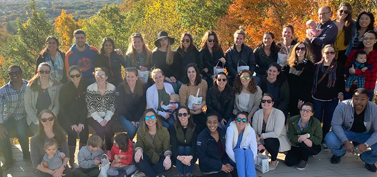 Resident Retreat: Apple Picking