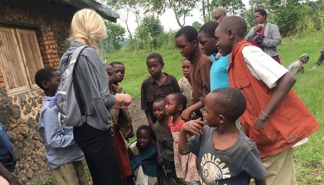 Dr. Snayd – community activities – Kisoro, Uganda