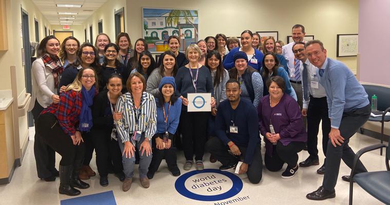 Pediatric Endocrinology team